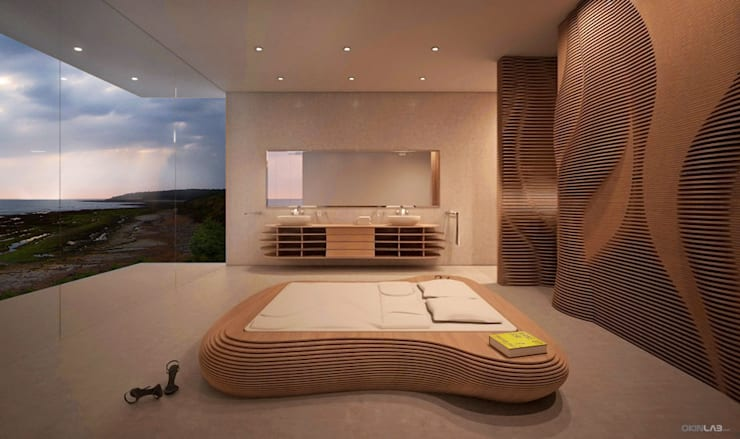 modern Bedroom by form.bar