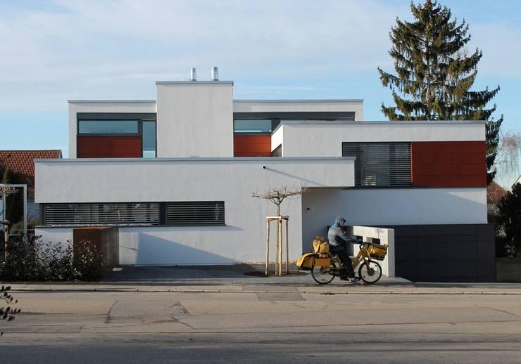 บ้านและที่อยู่อาศัย โดย Udo Ziegler | Architekten, โมเดิร์น