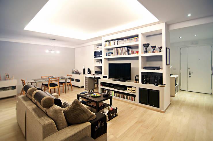 منازل تنفيذ Davide Coluzzi DAZ architect