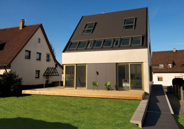Projekty,  Domy zaprojektowane przez Udo Ziegler | Architekten