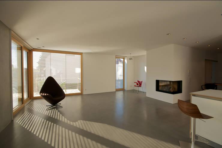 Living room by Udo Ziegler | Architekten