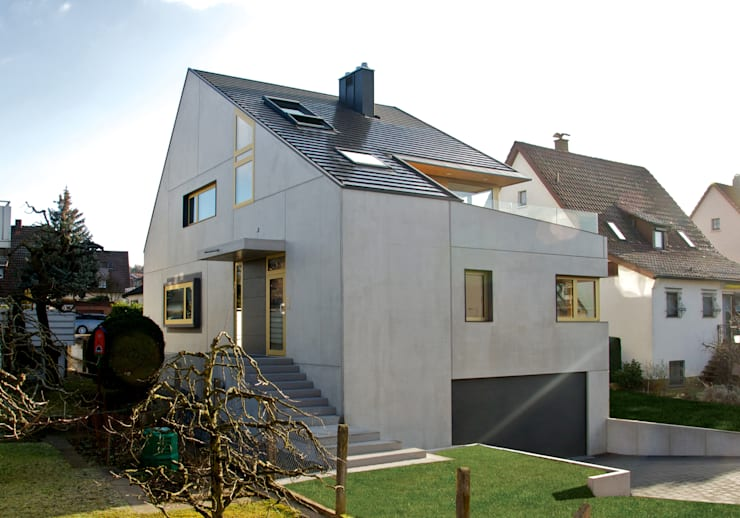 modern Houses by Udo Ziegler | Architekten