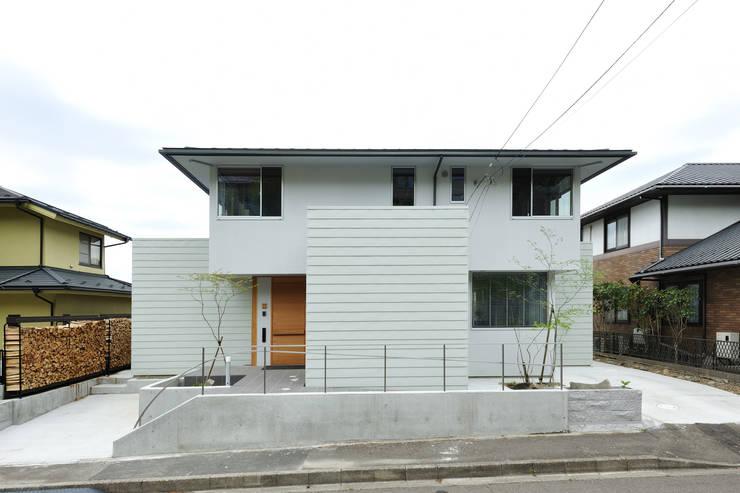 N-house:  Ishimori Architectsが手掛けた家です。