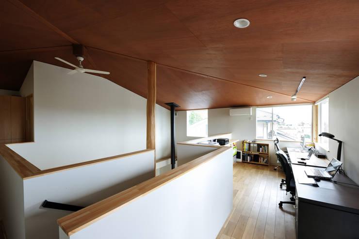 N-house:  Ishimori Architectsが手掛けた和室です。