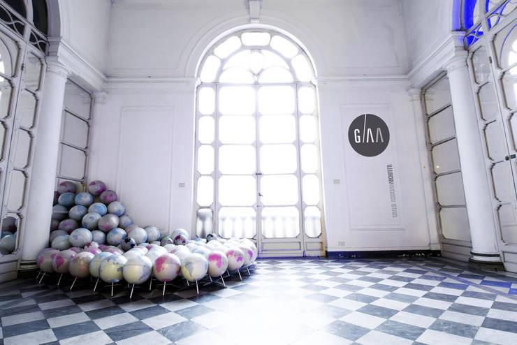 Studio Giraldi Associati Architetti: Studio in stile in stile Eclettico di Giraldi Associati Architetti