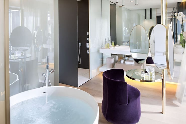 Projekty,  Łazienka zaprojektowane przez TONO BAGNO | Pasión por tu baño