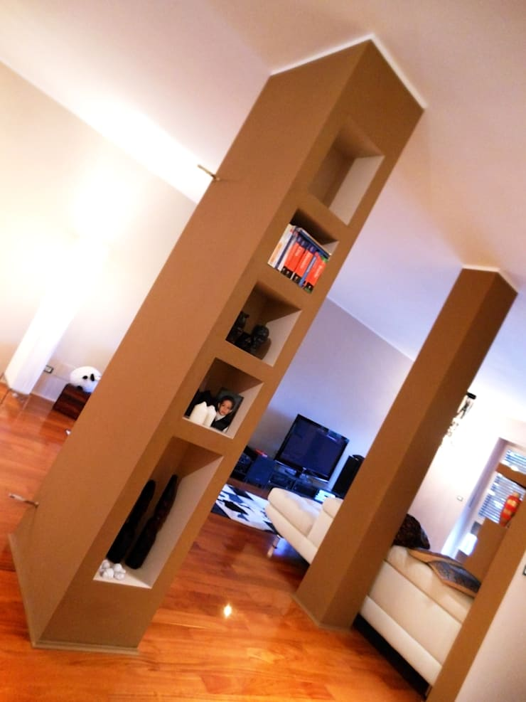 CASA BATAVIA_2013:  in stile  di G*AA - Giaquinto Architetti Associati, Moderno