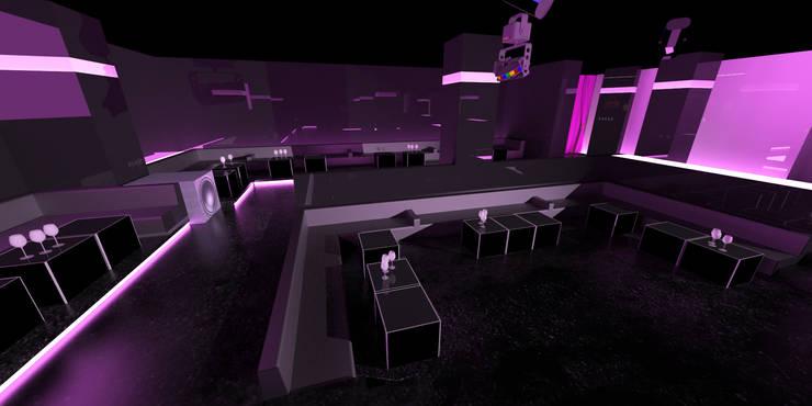 PROJECT CLUB_2012:  in stile  di G*AA - Giaquinto Architetti Associati,