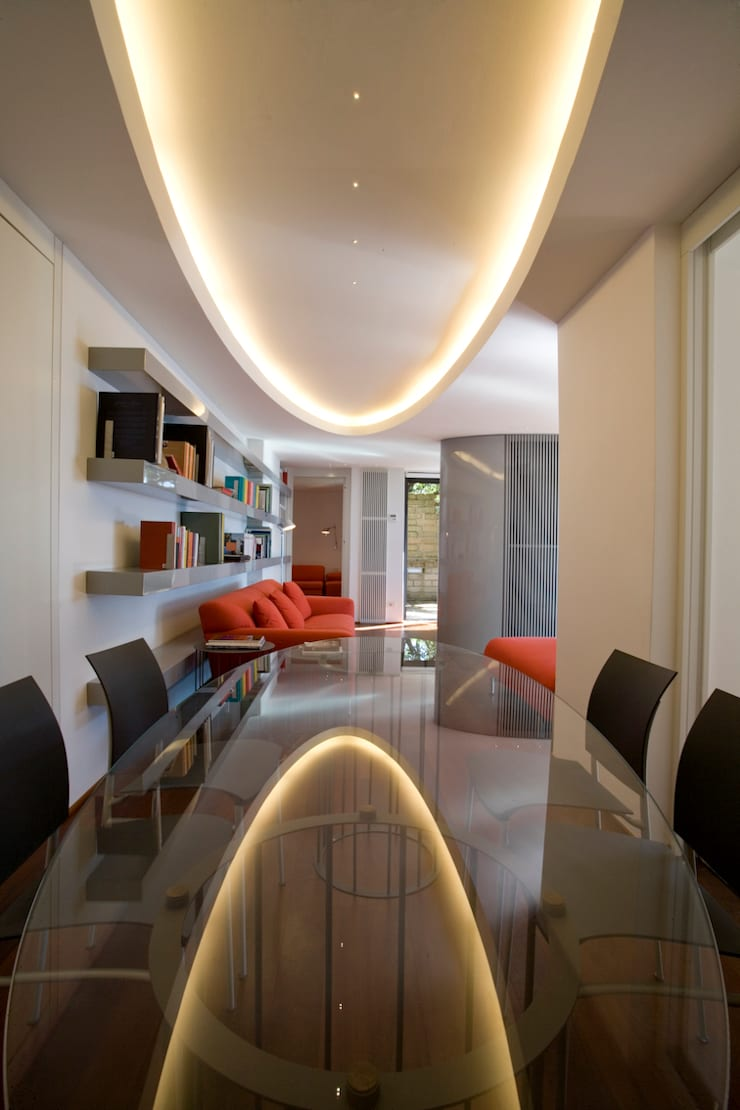 Villa ad Ansedonia I: Case in stile  di Studio Transit, Moderno