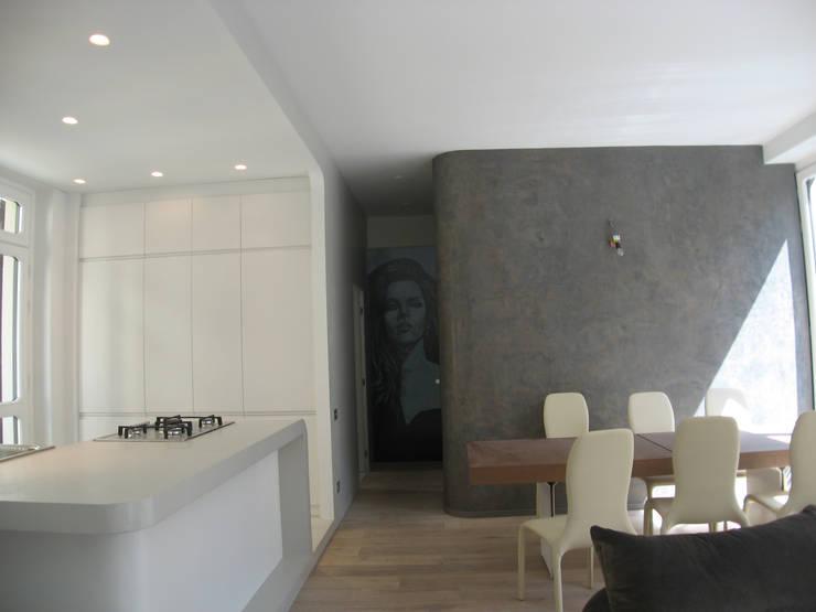 VIA RODI_2012-2013:  in stile  di G*AA - Giaquinto Architetti Associati