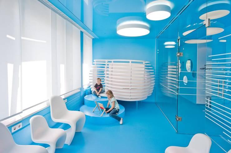 Clinics by herzog,kassel+partner