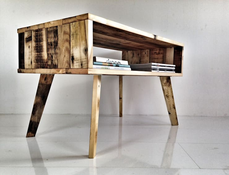 Coffee-Table:   von Studio Sascha Akkermann,Landhaus
