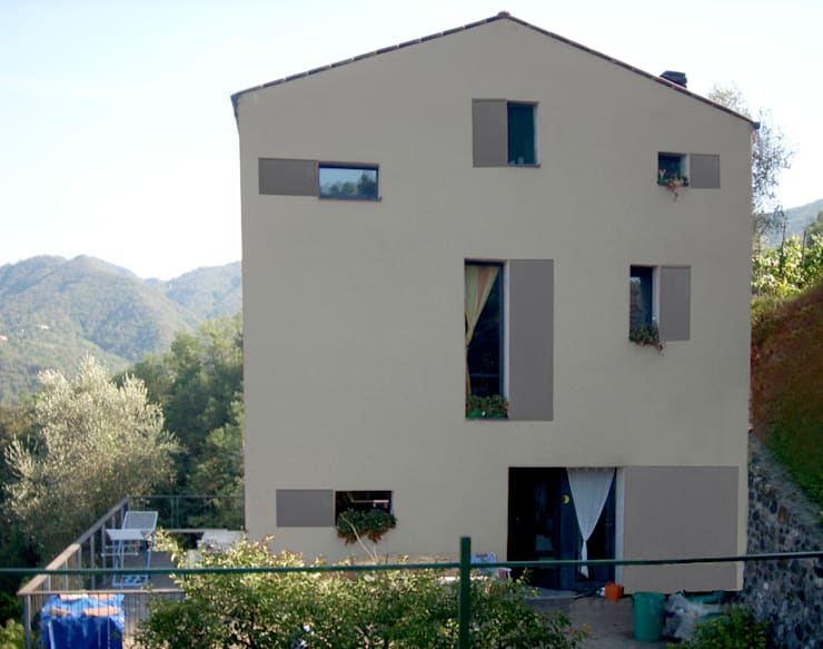 Houses by auge architetti,