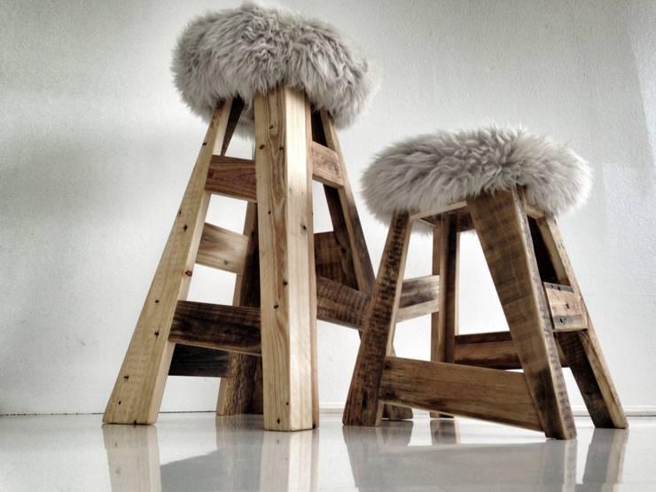 Projekty,  Salon zaprojektowane przez Studio Sascha Akkermann