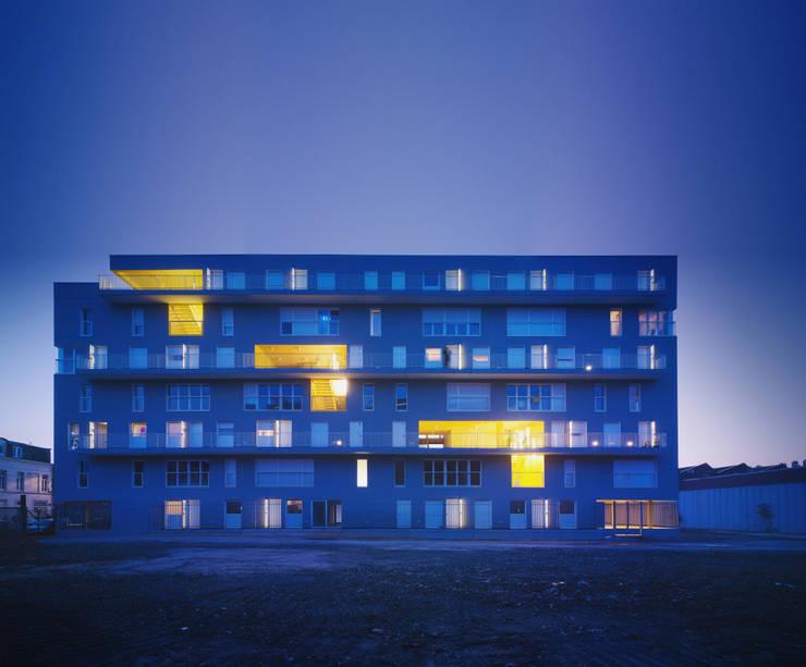 MACHU PICCHU:  de style  par sophie delhay architectes