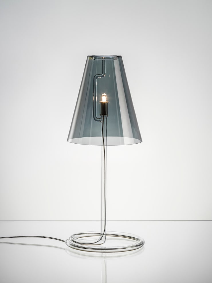 HADOVKA table lamp:  Interior landscaping by jakub