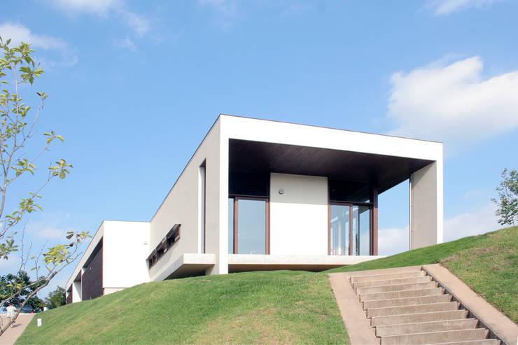 Häuser von 時空遊園 JIKOOYOOEN ARCHITCTS