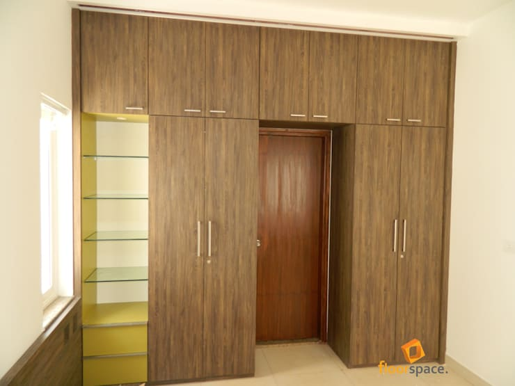 Project Tranquility - Elegant Room:  Bedroom by Floorspace