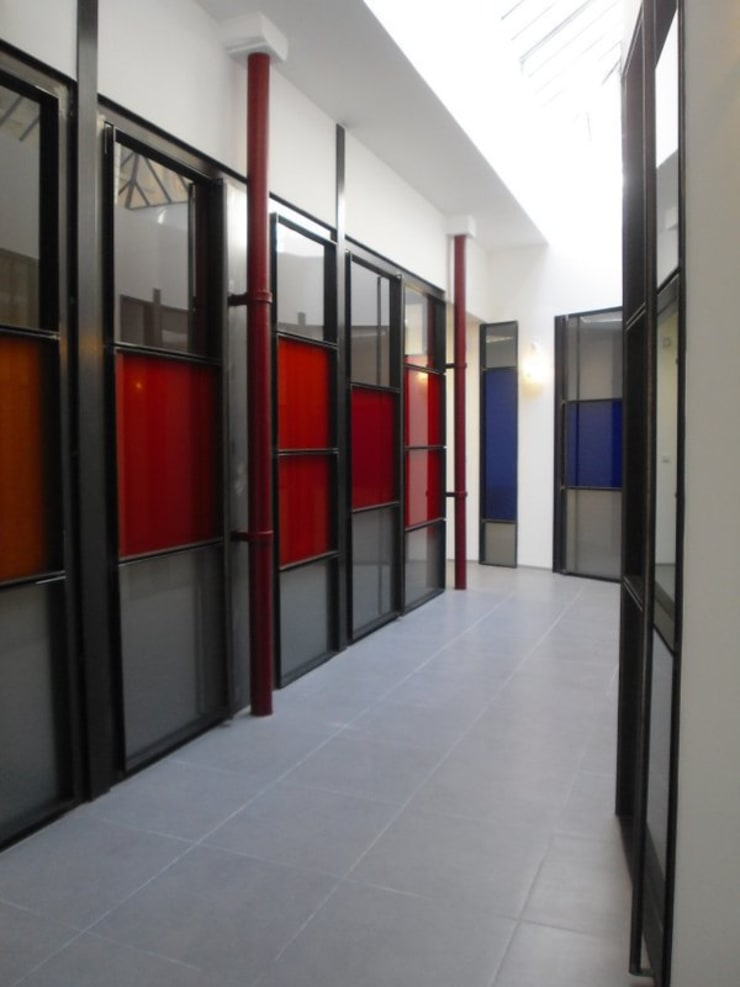 Maison de la Jeunesse:  de style  par Fouquet Architecte