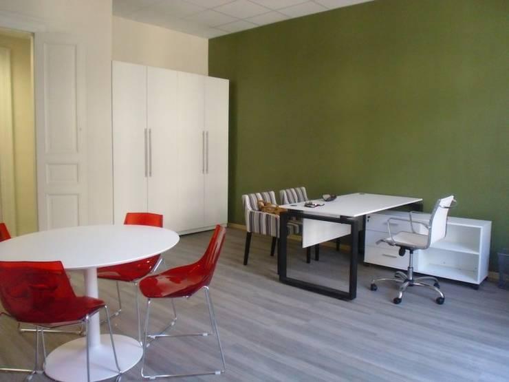 Bureau - Direction:  de style  par Fouquet Architecte