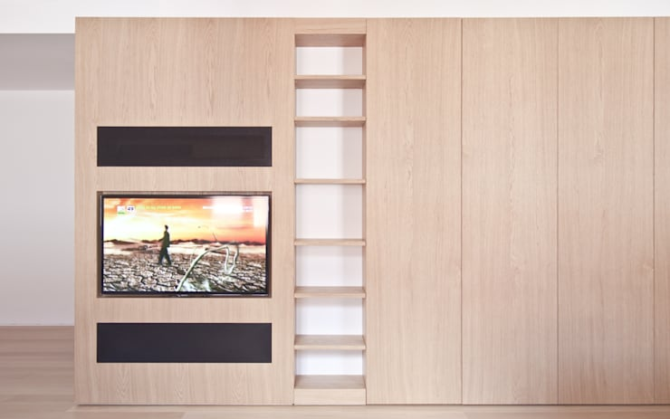 A04 | RISTRUTTURAZIONE APPARTAMENTO BOLOGNA:  in stile  di Matteo Spattini Architetto