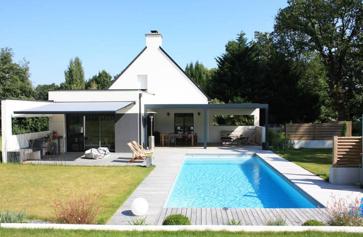 Extension T: Maisons de style  par ArchiTK