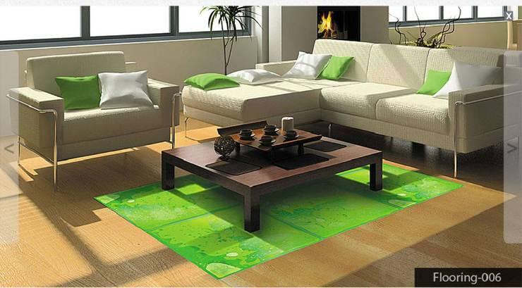 Digital Tiles Highliters:  Bedroom by amazing print media