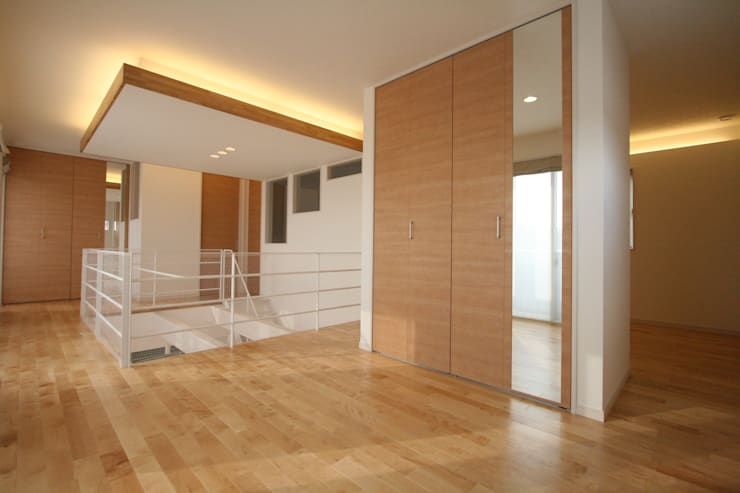 藤の木の家: CAF垂井俊郎建築設計事務所が手掛けた和室です。