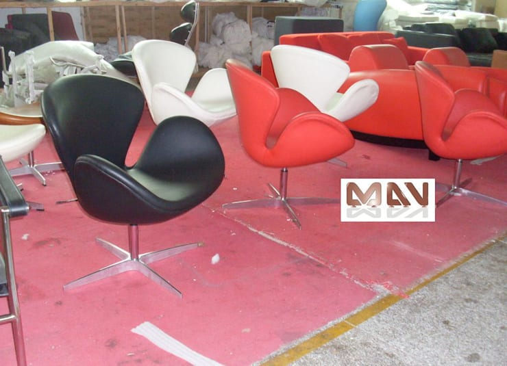 MAV Furniture showroom :  Interior landscaping by MAV Furniture Co.,ltd