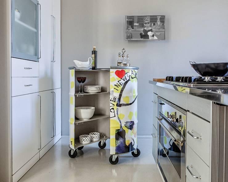 Credenza Per Terrazzo : Fai da te e riciclo creativo per mobili moderni: i mille usi di un