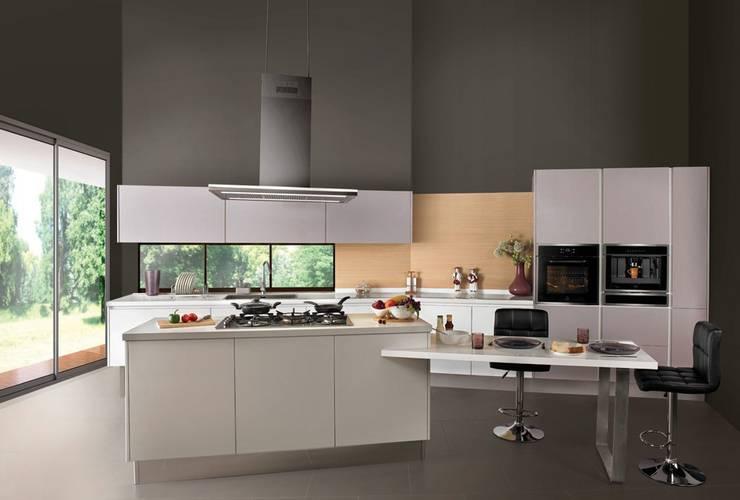 Kitchen:   by Sleek the Kitchen Specialist