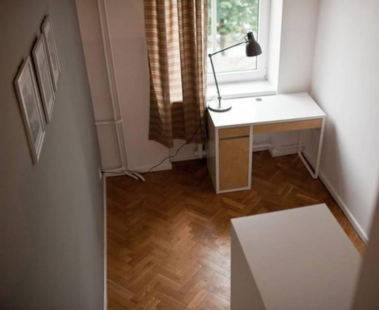 Espace de travail: Bureau de style  par 3B Architecture