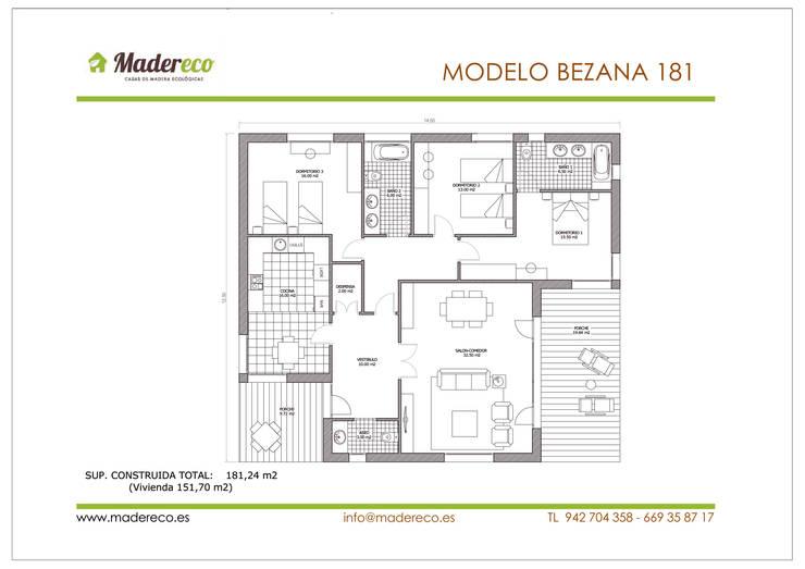 BEZANA 88:  de estilo  de MADERECO