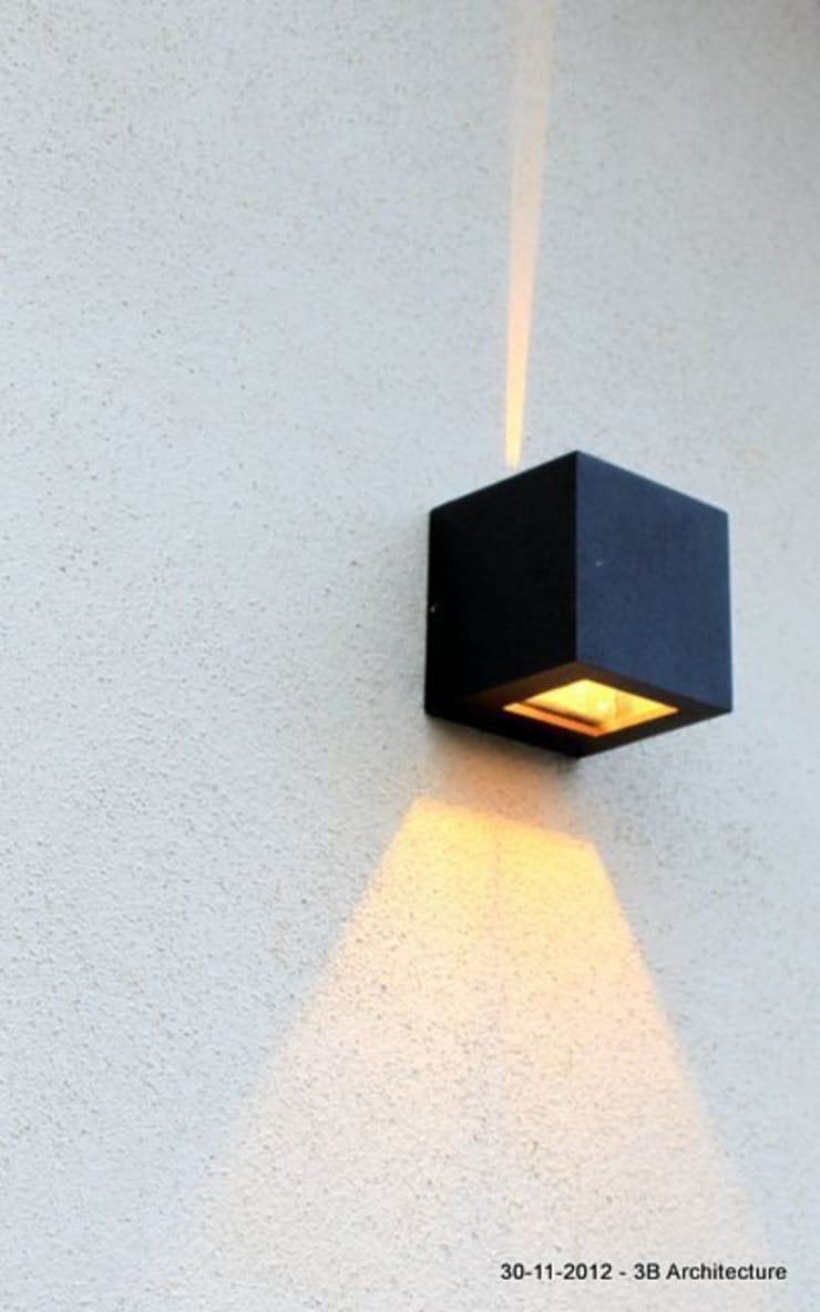Maison M04: Maison de style  par 3B Architecture