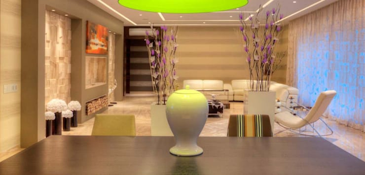 Amar Renaissance Project: modern Houses by Atelier