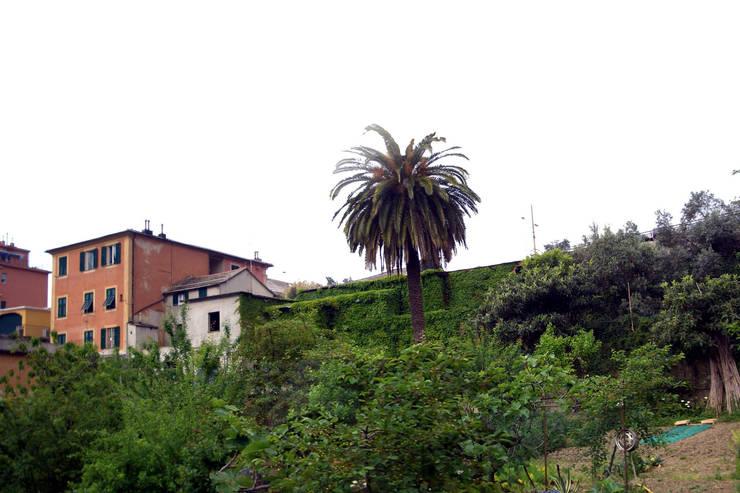 Foto A (Stato attuale): Case in stile  di Alessio Costanzo Architetto, Mediterraneo