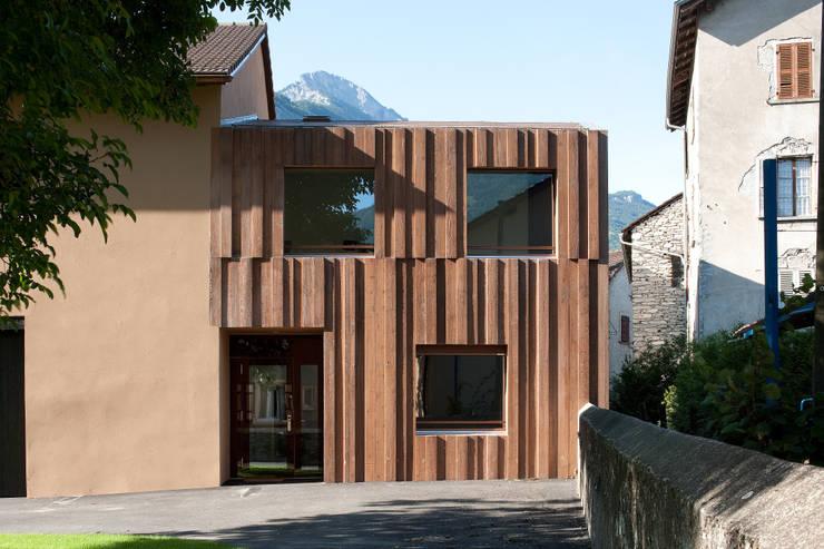 FONDATION DOMUS:  de style  par François MEYER ARCHITECTURE