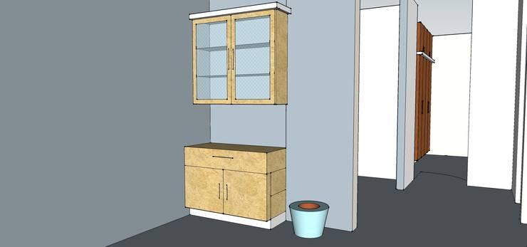 Basic Storage:   by 3A Architects Inc
