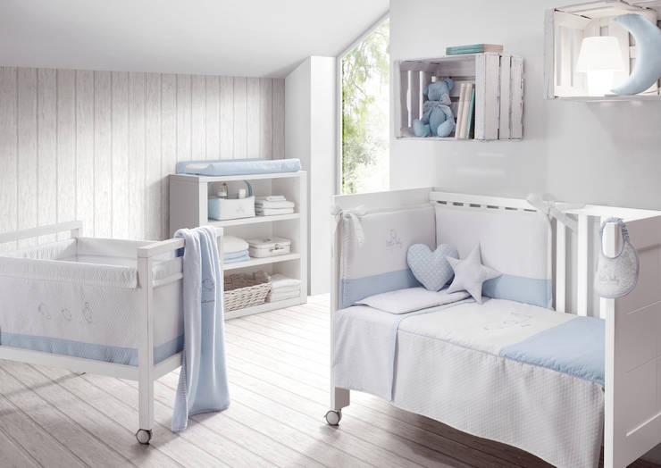 Nueva Colección Piu Piu de PETIT PRAIA : Habitaciones infantiles de estilo  de BB the countrybaby