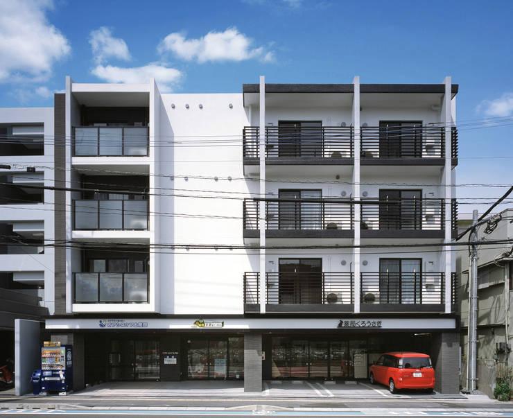 Houses by 株式会社ixrea