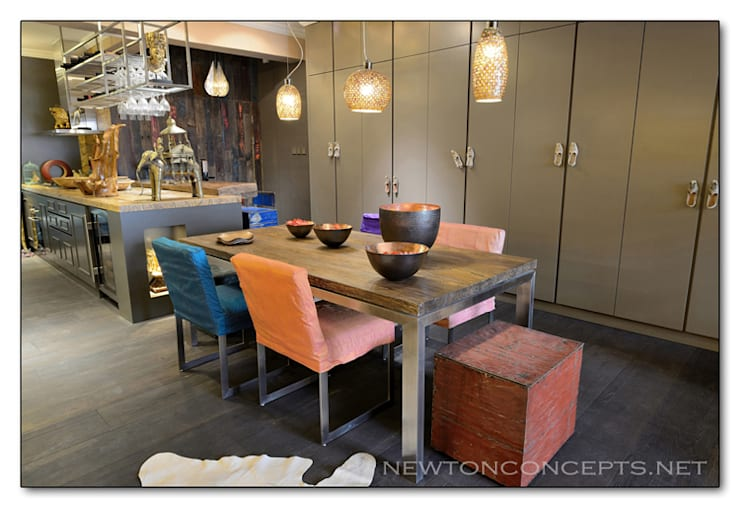 Macdonnell Rd:   by Newton Concepts Furniture & Interior Design