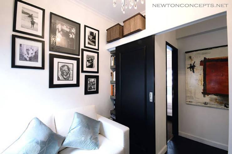 Robinson Rd:   by Newton Concepts Furniture & Interior Design
