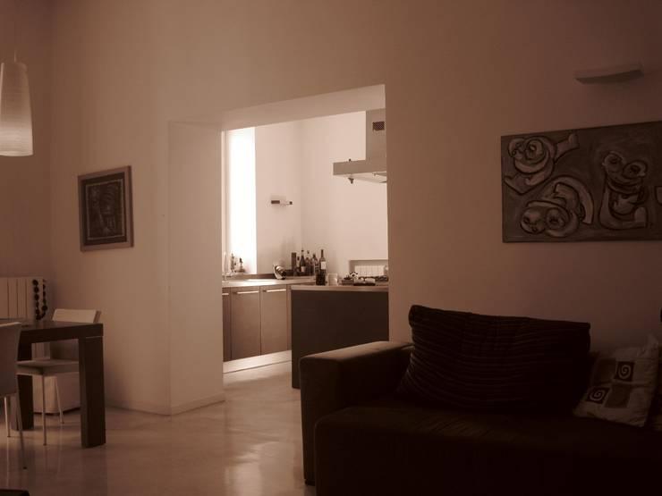 LIVING: Case in stile  di M@G  Architettura&Design
