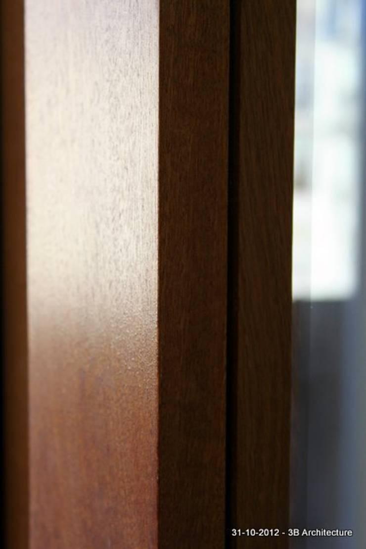 Menuiserie intérieure: Bureau de style  par 3B Architecture