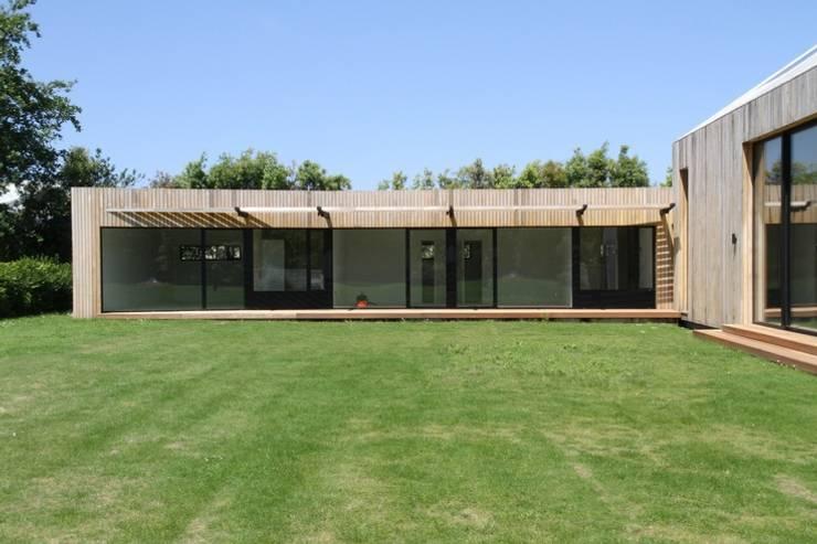 Projekty,  Domy zaprojektowane przez JAMIE FALLA ARCHITECTURE