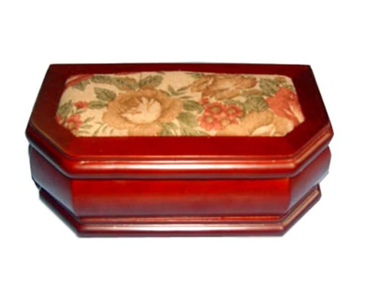 Wooden Storage Box:  Living room by Wooden Gift Company