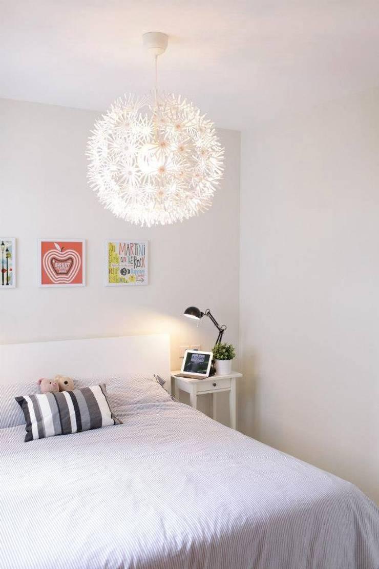 Bedroom | Punggol Field:  Bedroom by Honeywerkz