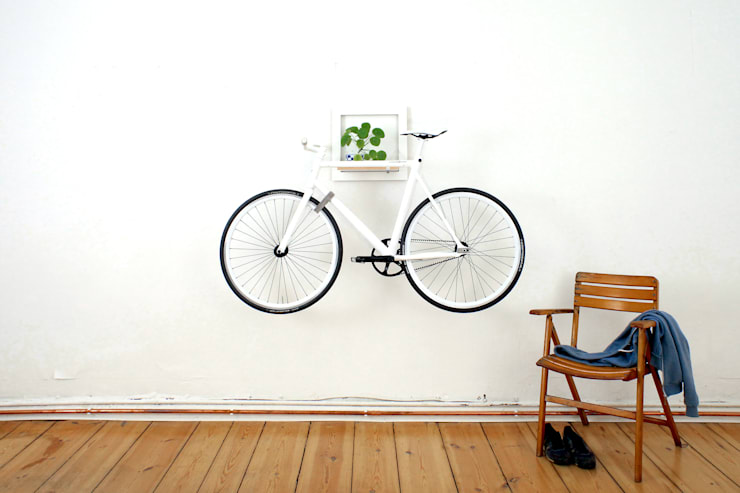 MIKILI – Bicycle Furniture의  거실
