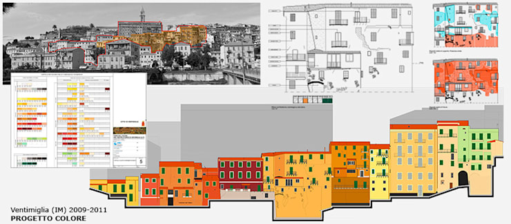 """Progetto Colore:  in stile {:asian=>""""asiatico"""", :classic=>""""classico"""", :colonial=>""""coloniale"""", :country=>""""In stile Country"""", :eclectic=>""""eclettico"""", :industrial=>""""industriale"""", :mediterranean=>""""mediterraneo"""", :minimalist=>""""minimalista"""", :modern=>""""moderno"""", :rustic=>""""rustico"""", :scandinavian=>""""scandinavo"""", :tropical=>""""tropicale""""} di Alessio Costanzo Architetto,"""