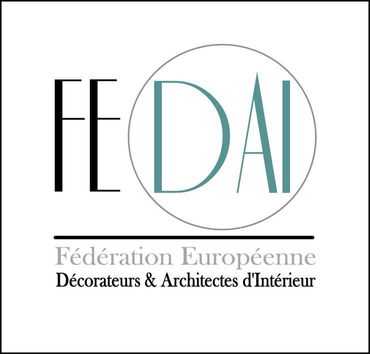 Membre de la FEDAI:  de style  par Bulles d'Inspi